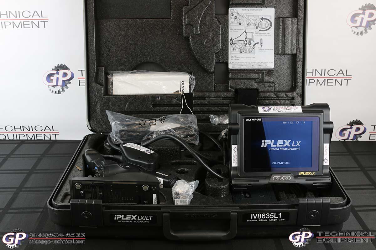 Olympus I-Plex LX 6mm/3.5M Inspection Camera Videoscope - GP Technical