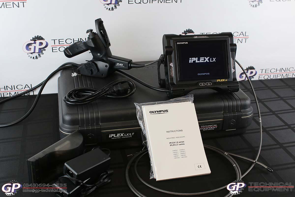 Olympus IPLEX LX 6mm x 3.5M Inspection Camera Videoscope - GP Technical